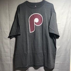 Majestic Phillies shirt Sz xl
